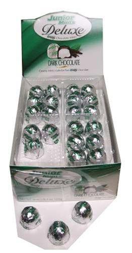 Amazon.com : Junior Mints Junior Mint Deluxe, Dark Chocolate Mints ...
