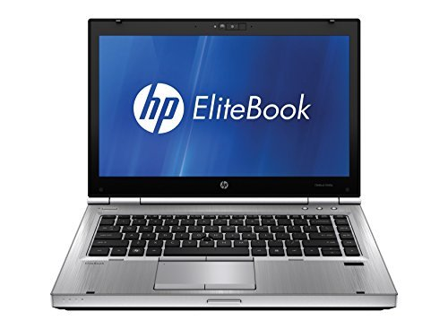 Notebook Pcs Small (HP EliteBook 8460P 14-inch Notebook PC - Intel Core i5-2520M 2.5GHz 8GB 250GB Windows 10 Professional (Certified Refurbished))