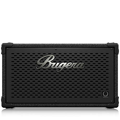 Best Review Of BUGERA BT210TS Ultra-Compact and Lightweight 1,000-Watt Bass Cabinet with 2 X 10'' Tu...