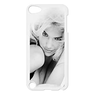 iPod Touch 5 Case White hb31 kate upton smile sexy face girl LSO7725440