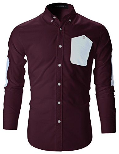 dress shirts with elbow patches - 2