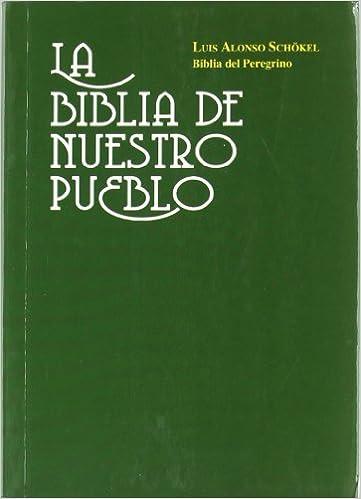 Bols.Rust.Biblia Nuestro Pueblo España: Amazon.es: Alonso Schökel, Luis: Libros
