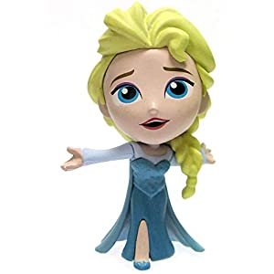 Disney Frozen Mystery Minis Adult Elsa 2.5-Inch 1/12 Mystery Minifigure [Singing Loose]