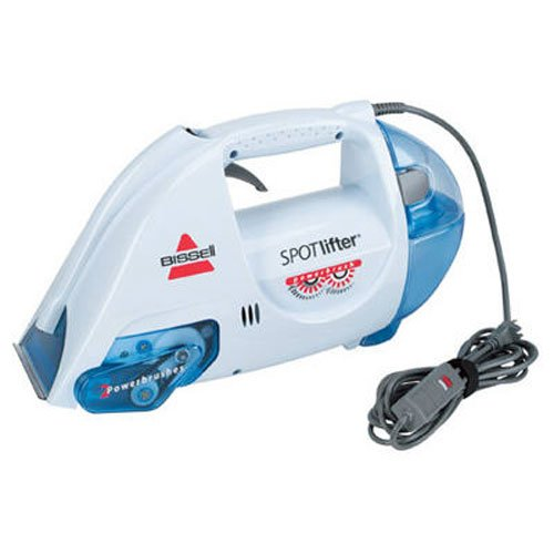 handheld carpet cleaner bissel - 3