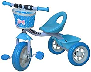 Kids Tricycle - Multi Color
