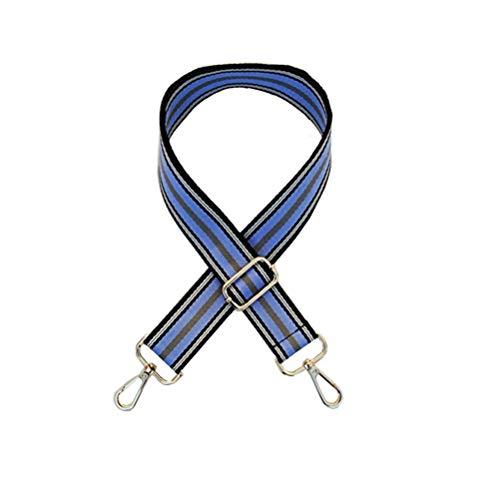Correa Longitud 80 Asas Azul Mujer Reemplazable De Bolso Dorado Correas 140cm Ajustable Asa Metal Umily Claro Portatil Ancha Hombro Bandolera Sfx5qaZZw