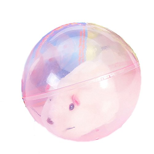 - Aszune Happy Hamster Rolling Ball Kid's Electronic Toy Pet Toy