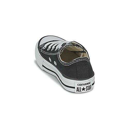 Converse Yths Chucks Taylor All Star Black Little Kids3J235 Style: 3J235-BLACK Size: 3 C US - Image 4