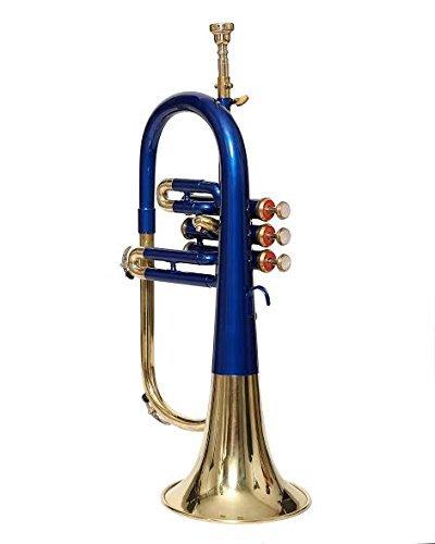 SHREYAS FLUGEL HORN BLUE 3 VALVE Bb YTR-721
