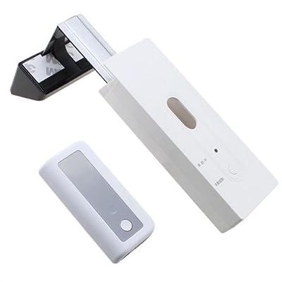 AGPtek® Wireless Wifi Door Camera Doorbell build in PIR Sensor for iPhone/iPad/Android Tablet and Smartphone