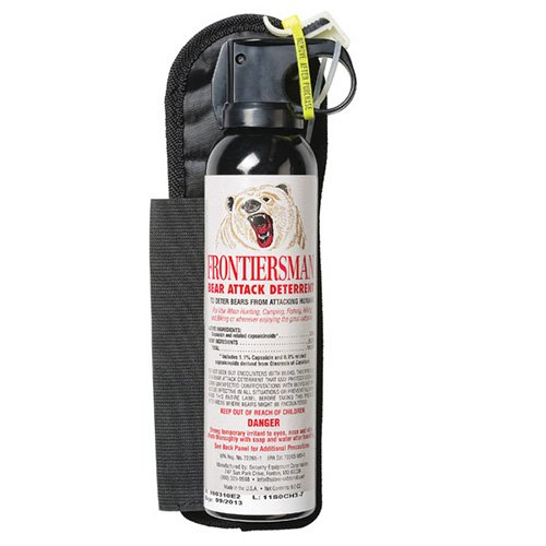 Frontiersman Bear Spray With Holster/9.17 oz.