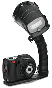 New Pioneeer Sealife DC1400 Digital Underwater 14MP Pro Camera Package with SL961 Flash for Scuba Diving & Snorkeling (SL-725)