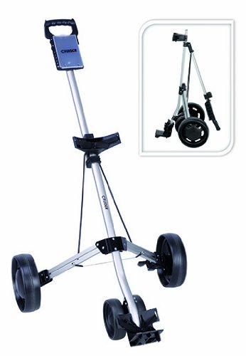 Cougar golf Zieh-Carts TW3, Silber, CR4000002