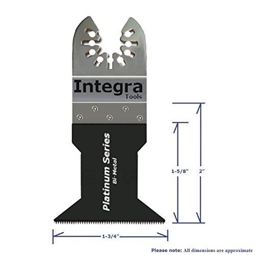 24pcs Pro Grade Universal Blade for Fein Dremel,bosch Oscillating Multi Tool Features Bi-metal Wood Japan Tooth Fits Photo #9