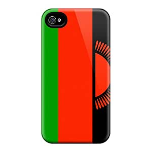 Ideal TerryMacPhail Cases Covers For Iphone 6(malawi Flag), Protective Stylish Cases