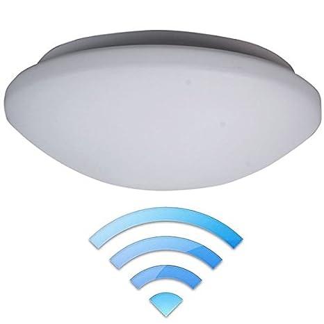 Sensor plafón techo lámpara con detector de movimiento Radar 360 °