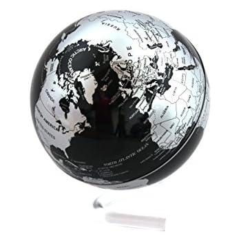 Amazon Com Self Rotating Globe Auto Spinning Desk