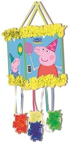 4f28daeb90b1 Peppa Pig Pull String Pinjata / Pinata Party Game Toy - Fill With ...