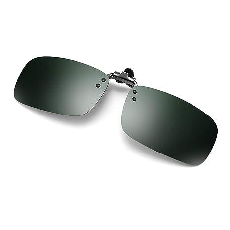 YIWU Gafas y Accesorios Gafas De Sol Clip Gafas De Sol Gafas ...