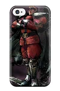 Abikjack LmMffFI5603tAkzh Case Cover Iphone 4/4s Protective Case Vega From Street Fighter
