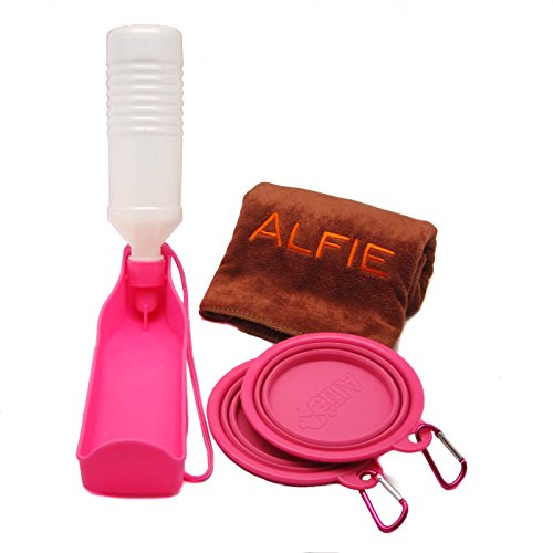 alfie-pet-by-petoga-couture-norma-pet-travel-set-with-microfiber-fast-dry-towel-water-dispenser-bott