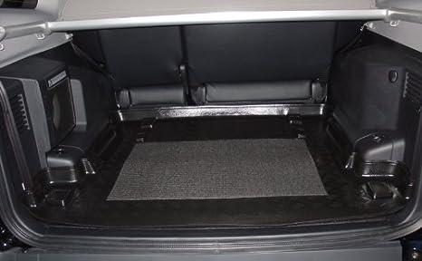 Kofferraumwanne Mit Anti Rutsch Passend Für Mitsubishi Pajero Lang V80 4x4 5 Tr 2007 Auto
