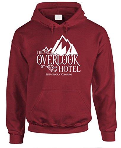 GOOZLER OVERLOOK HOTEL Pullover Hoodie