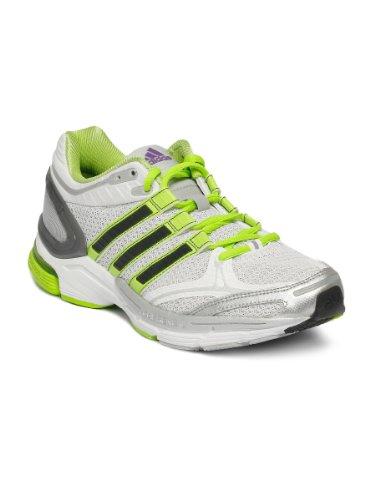 adidas , Chaussures de course pour homme Blanc Blanc 17 UK