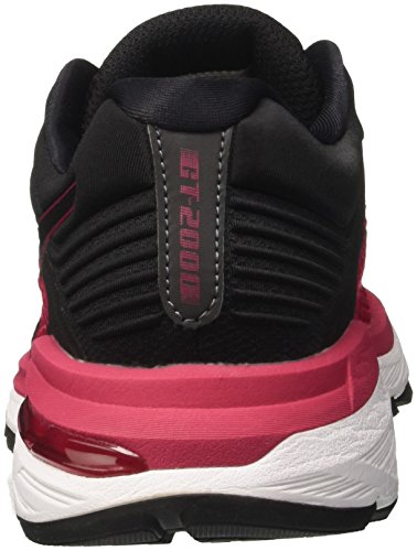 Bright Women's 6 Running Shoes 2190 Roseblackwhite Pink 2000 Asics Gt w7ZnHqd00x