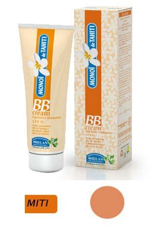 Helan Monoi De Tahiti Medium Protection Bb Cream (Miti)