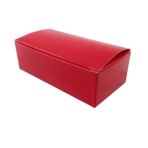 Black Cat Avenue Red Candy Gift Boxes Packaging Chocolate Packaging Wedding Cake Boxes Wedding Favor Boxes 5.5