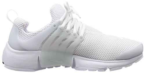 Nike 848132-100, Zapatillas de Trail Running para Hombre Blanco (White / White / Black)