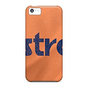 Iphone 5c OttGBQW-5223 Cooperstown Tpu Silicone Gel Case Cover. Fits Iphone 5c