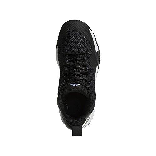 official photos 7e4f0 c6d8b ... adidas Explosive Flash K, Zapatillas de Baloncesto Unisex Niño, Negro  (NegbasCarbon ...