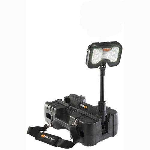 Pelican 9480 Remote Area Lighting System, Black - 094800-0000-110 - Pelican Remote