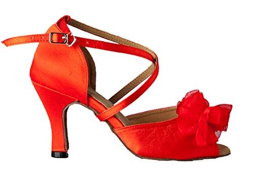CFP - Jazz & Modern mujer Rojo - rojo