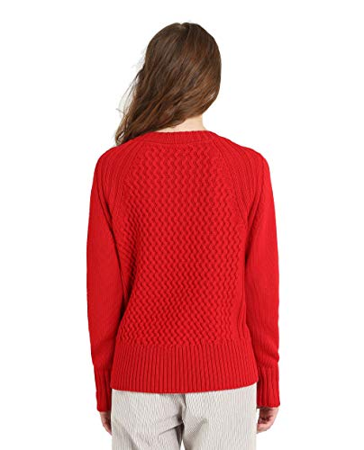 Donna Rosso Donna Wwmag1765 Woolrich Wwmag1765 Maglia Woolrich Wwmag1765 Maglia Woolrich Rosso Maglia AqZtqv
