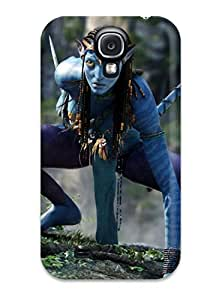 High Impact Dirt/shock Proof Case Cover For Galaxy S4 (avatar)