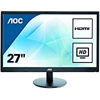 AOC e2770She Ecran PC 27  (69 cm) 1920 x 1080 5 milliseconds