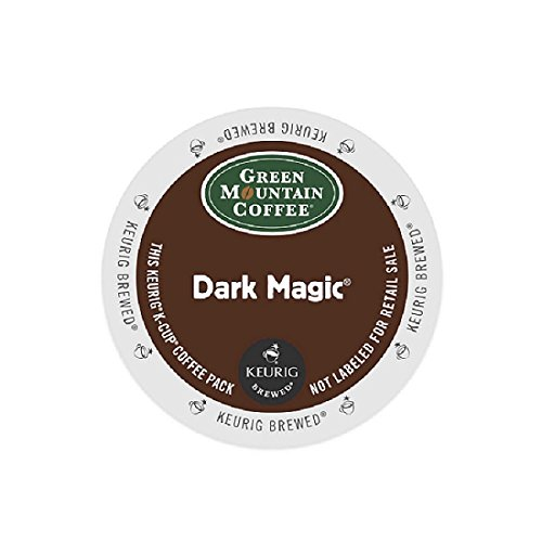Green Mountain Coffee Dark Sorcery (Extra Bold) K-Cups For Keurig Brewers (Count of 96)