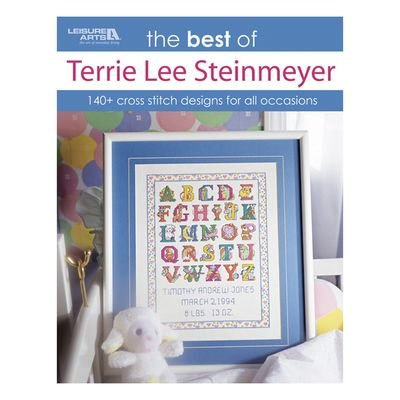 The Best Of Terrie Lee Steinmeyer - Libro de punto de cruz