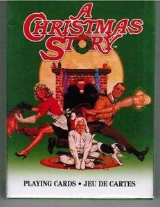 Christmas Story Card - A Christmas Story Playing Cards