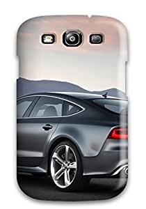 Ultra Slim Fit Hard Chrislmes Case Cover Specially Made For Galaxy S3- Audi Rs7 28