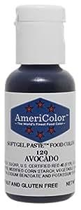 Americolor Soft Gel Paste Food Color, .75-Ounce, Avocado Green