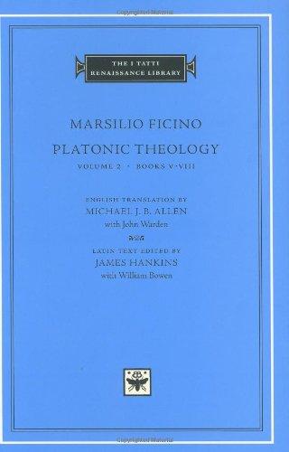Platonic-Theology-Volume-2-Books-V-VIII-The-I-Tatti-Renaissance-Library