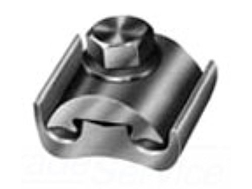 Parallel Groove Clamps (Ilsco PG402-S-Z PG Dual Rated Parallel Groove Clamp 4/0-2 AWG Aluminum Alloy)
