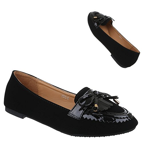 Zapatillas Mujer De Negras Design Ital f4TfqH