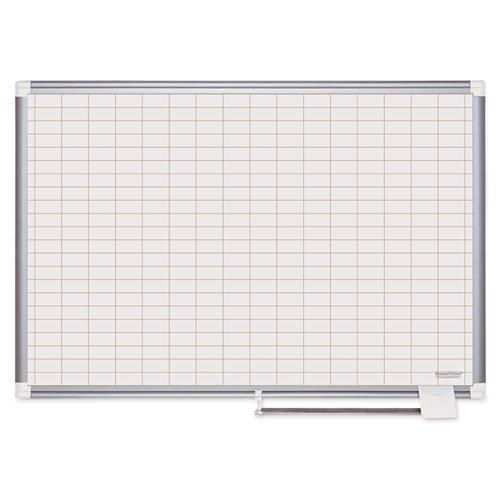 Platinum Plus Dry Erase Planning Board Bd, 1x2