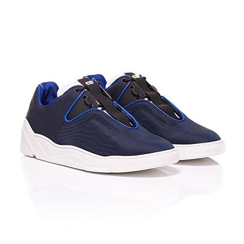 Blau Blau Christian Sneaker Herren Dior IqBwBZ