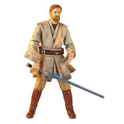 Hasbro Star Wars: Revenge Of The Sith Obi-Wan Kenobi (Jedi Kick) (#27) Action Figure